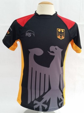 Kiwisport Sublimation Fanshirt - Deutschland (Kinder)