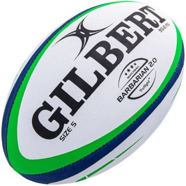 Gilbert Rugby Ball - Barbarian 2.0