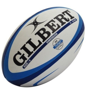 Gilbert Rugby Ball - Dimension (Gr.  5)