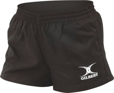 Gilbert Rugby Short - Bok Black