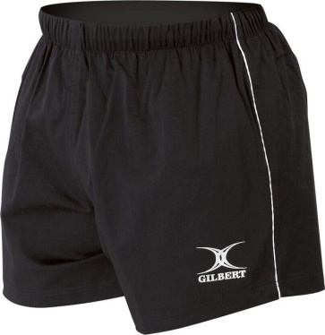 Gilbert Rugby Short - Match - Black