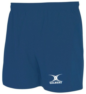 Gilbert Rugby Short - Saracen - Royal
