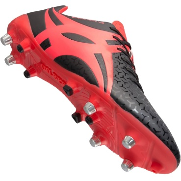 Gilbert Rugby Schuh - Evolution Hot Pink/Black