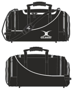 Gilbert Rugby Tasche - Club Player Holdall V2 (RKH)