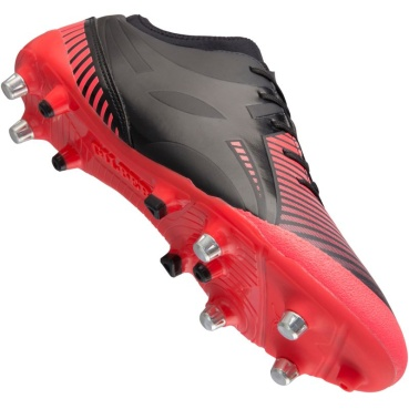 Gilbert Rugby Schuh - Ignite Fly Hot Pink/Black