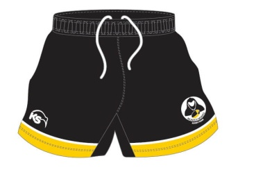 KS Rugby Short - Munich Monks (Männer)