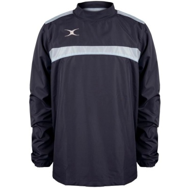 Gilbert Photon Warm Up Top - Navy/Sky