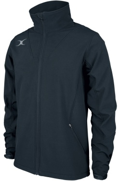 Gilbert Pro Soft Shell Full Zip Jacket - Navy