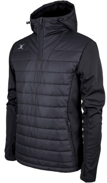 Gilbert Pro Active Quarter Jacket - Balck