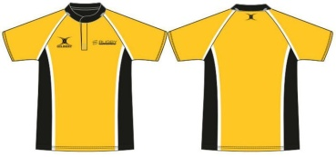 Gilbert SDRV Trikot - Yellow