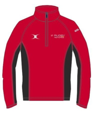 Gilbert Tornado Jacket - Red/Black (SDRV)
