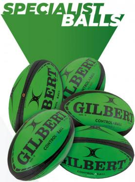 Gilbert Rugby - Control a Ball (5er Set)