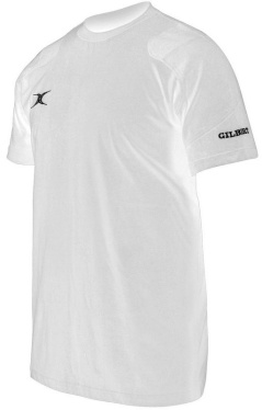 Gilbert T Shirt - Action - White