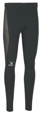 Gilbert Rugby Leggins - Atomic - Black