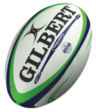 Gilbert Rugby Ball - Barbarian Gr. 5