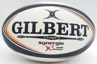 Gilbert Rugby Ball - Barbarian DRV (Gr. 5)