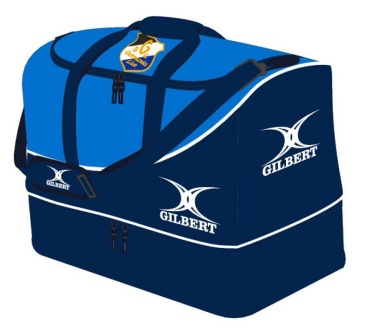 Gilbert Rugby Tasche - Club Hardcase V2