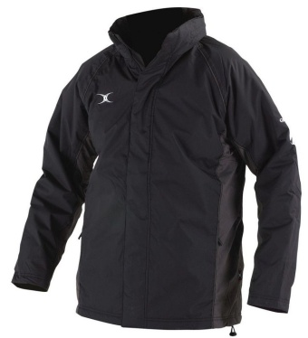 Gilbert Hurricane Jacket - Black/Grey
