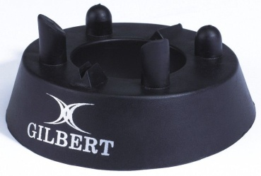 Gilbert Rugby Kicking Tee - 450 Black