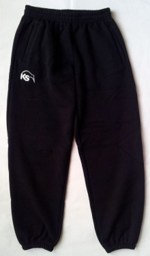 Kiwisport Sweatpant - Black