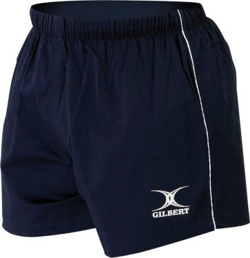 Gilbert Rugby Short - Match - Navy