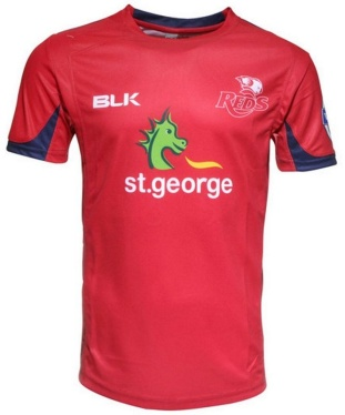 Rugby Trainings T-Shirt - Queensland Reds 2015