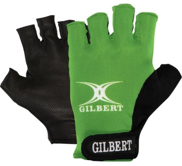 Gilbert Rugby Handschuhe - Synergie Green