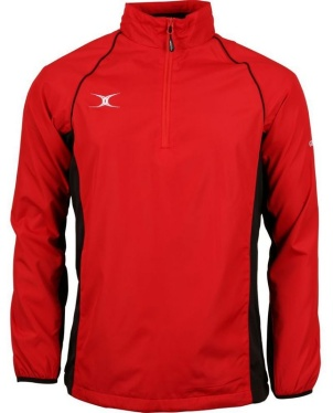 Gilbert Tornado Jacket - Red/Black