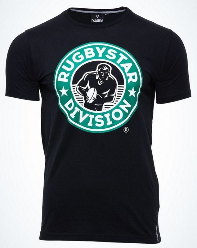 "Rugby Division - T-Shirt ""RUGBYSTAR"""