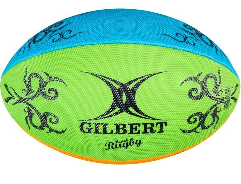 Gilbert Rugby Ball - Beach Multi