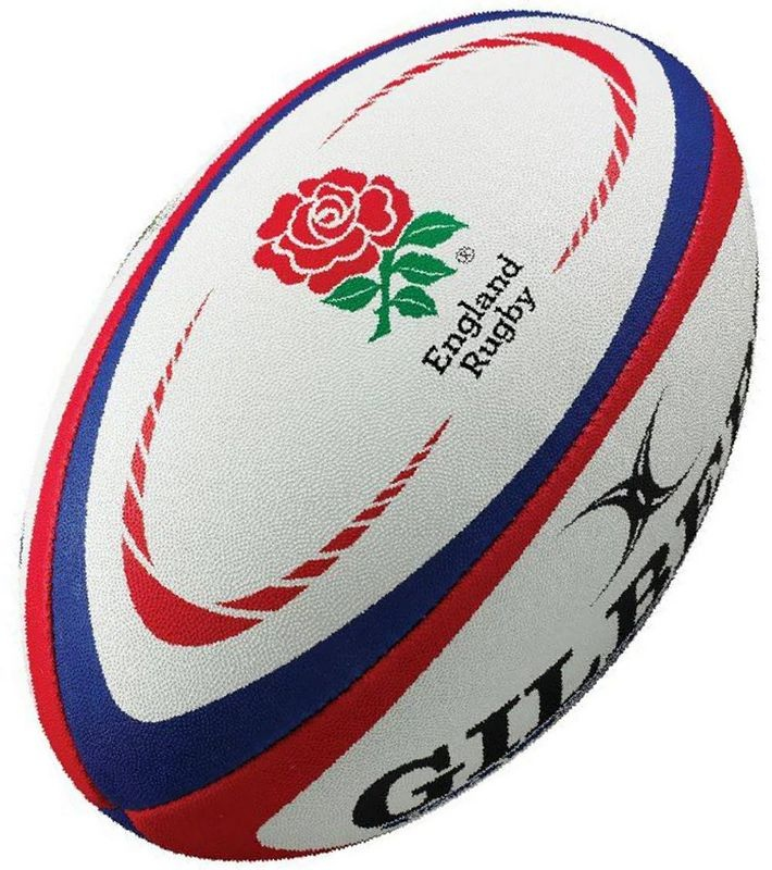 Gilbert Rugby Ball - England Replika (Gr.5)