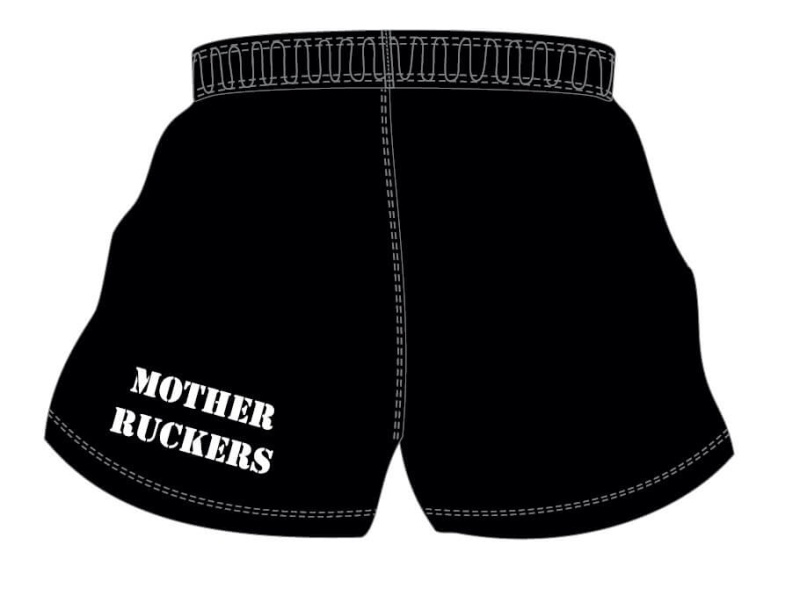 KS Rugby Short - Mother Ruckers