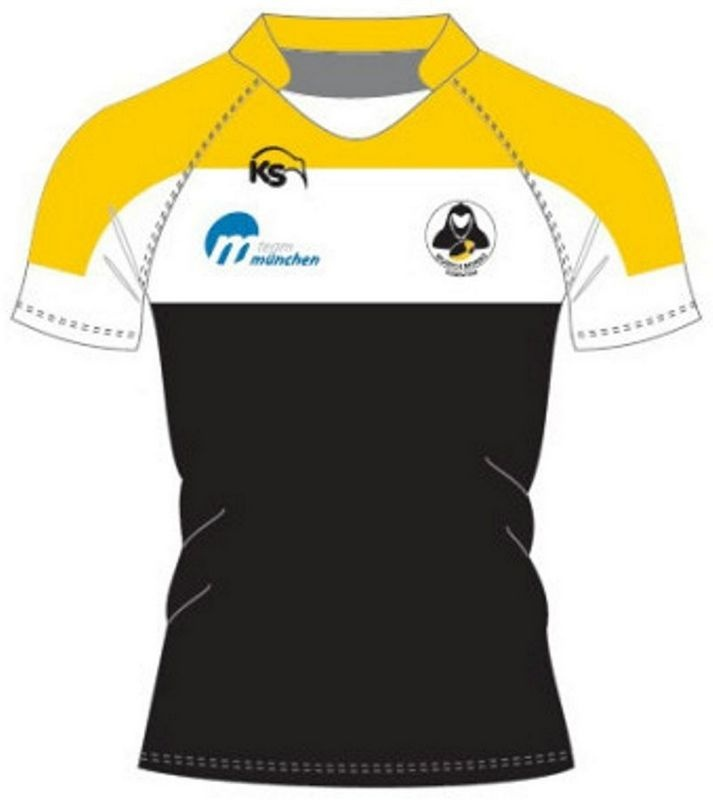 KS Rugby Trikot (Munich Monks) Version 2