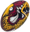 Gilbert Rugby Ball - Supporter Dragon (Gr. 5)