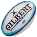 Gilbert Rugby Ball - Photon - Sky/Blue Gr. 5
