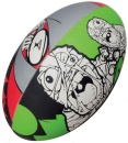 Gilbert Rugby Ball - Supporter Monsters (Gr. 5)
